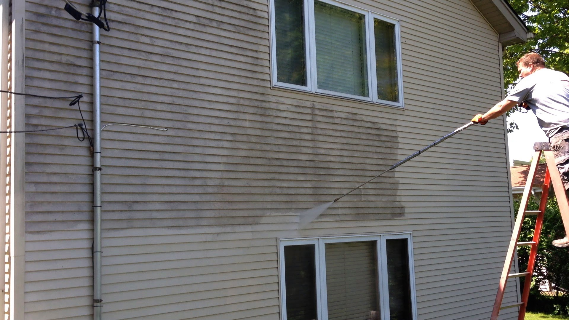 Exterior House Cleaning Chicago Exterior House Washing